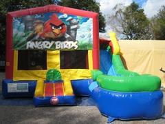Angry Birds Multi colored 6 in 1 Ultimate WET Combo - UNIT #217