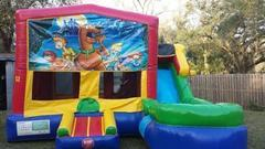 Scooby Doo Multi colored 6 in 1 Ultimate WET Combo - UNIT #217