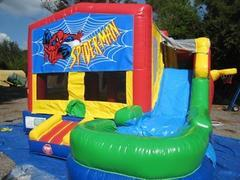 Spiderman Multi colored 6 in 1 Ultimate WET Combo - UNIT #217