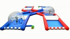 *NEW* Zorb X-treme Race Track AKA Human Hampster Balls Race Course - UNIT #348