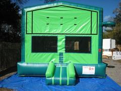 Custom Themes Green Bouncer UNIT #113