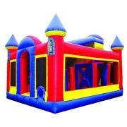 9 in 1 Back Yard 71ft Obstacle Course - UNIT #404