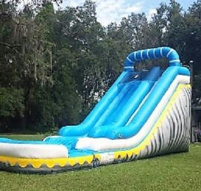 *ON SPECIAL for a LIMITED TIME *NEW* 18ft Skyline Water Slide - UNIT #539