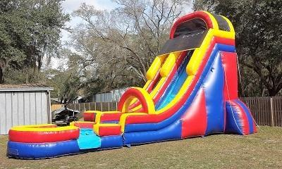 *NEW* 22ft Radical Water Slide *FAST* - UNITS #546+608