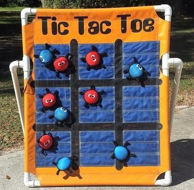 Sportcraft Cornhole/Tic Tac Toe Combo Game at Hayneedle  |Tic Tac Toe Toss