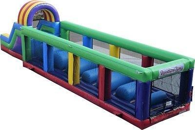 NEW 50ft Warriors Jump Obstacle Course - UNIT #333