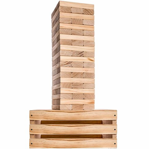 Giant Tumbling Blocks