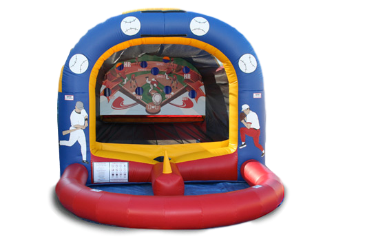 Grand Slam Baseball Inflatable Game
