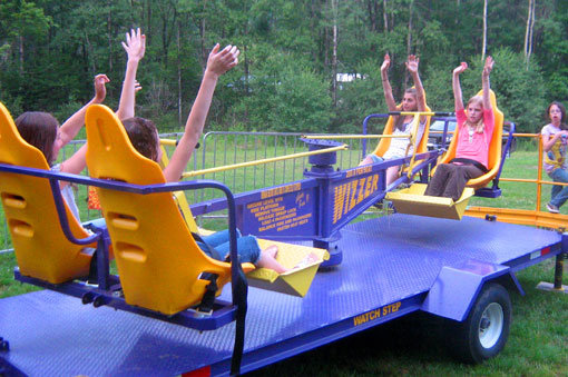 Whizzer Ride