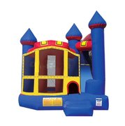Castle Combo Bounce House