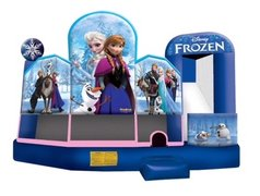 Disney Frozen Bounce House Combo