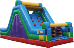 16 Ft Multi-Color Rock Climb Slide