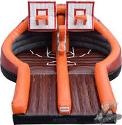 Slam Dunk Inflatable Basketball Game