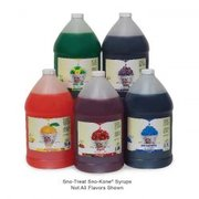 Snow Cone Syrup | 1 Gallon