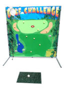 Golf Challenge Carnival Game