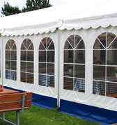 Tent Sidewall with Window