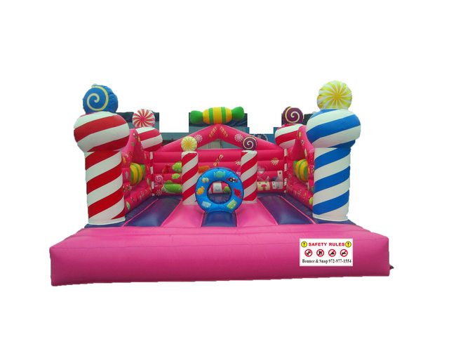 Candy Bounce House