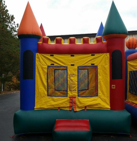 Old Castle Bounce House