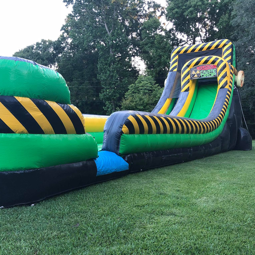 Water Slide Rentals Youngsville, LA