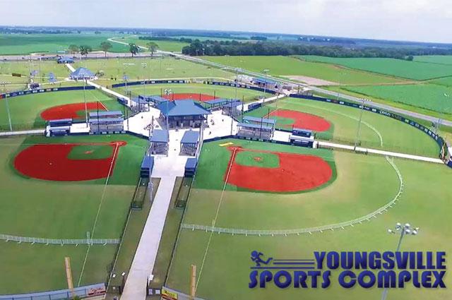 Youngsville LA Sports Complex