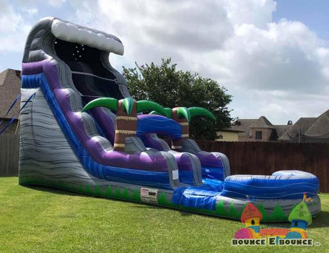 water slide rentals in lafayette la