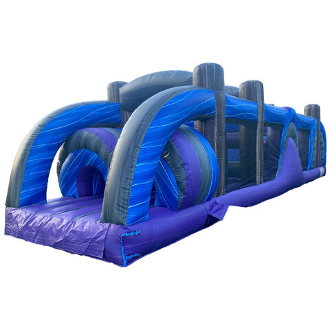 38ft Majestic Falls Obstacle Course
