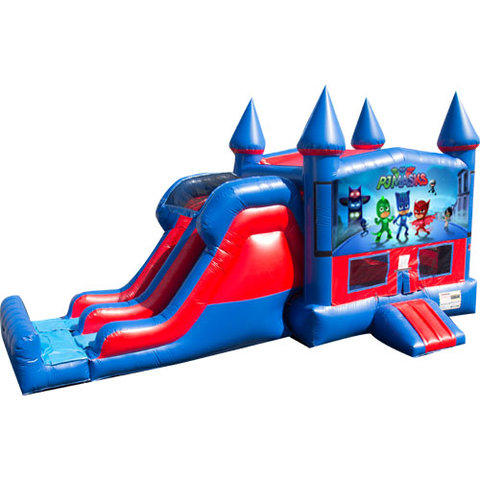 PJ Masks Castle Dual Lane Combo