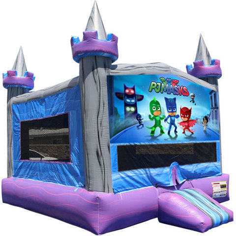 PJ Masks Crystal Castle Fun Jump