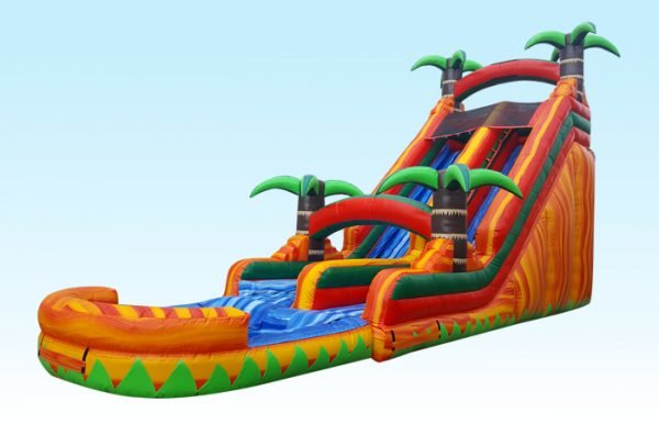 24ft Fiesta Water Slide