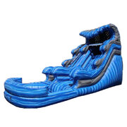15ft Blue Wave Runner