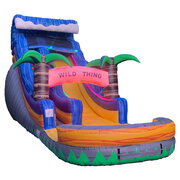 20ft Wild Thing Water Slide