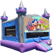 Baby Shark Crystal Castle Fun Jump