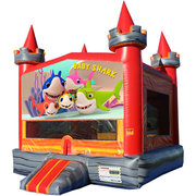 Baby Shark Medieval Castle Fun Jump