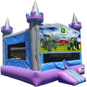 John Deere Crystal Castle Fun Jump