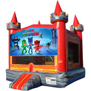 PJ Masks Medieval Castle Fun Jump