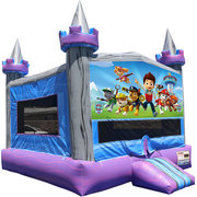 Paw Patrol Crystal Castle Fun Jump