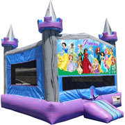 Princess Crystal Castle Fun Jump