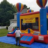 Balloon Combo Bouncer