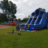 Blue Giant Slide Rental