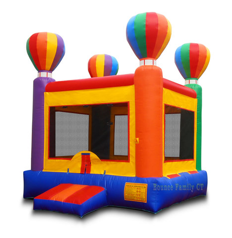 Balloon Bouncer With Hoop
