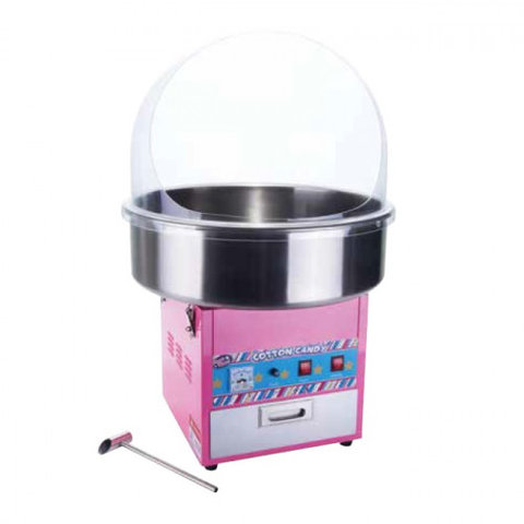Cotton Candy Machine (2.5 lbs of 1 flavor & 40 cones included)