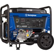 5500 Watt Generator(Gas included)