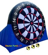 Inflatable Soccer Darts (15 Feet Tall)