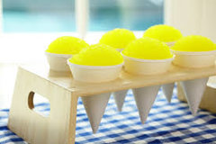 Additional Lemon Sno-cone Flavor