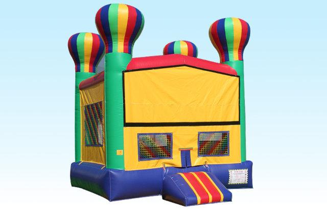 Hot Air Balloon Bounce House Rentals Bouncegeeks Com