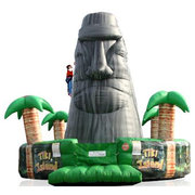 Tiki Island Rock Wall