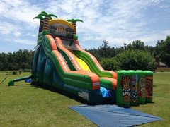 Tropical Fun Slide Package
