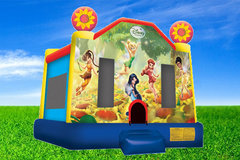 Tinker Bell Fairy Bounce House