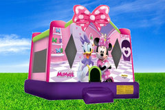 Minnie Mouse Bouncer Package