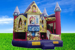Disney Princess 3D Castle Combo